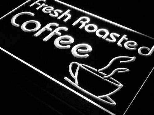 Fresh Roasted Coffee LED Neon Light Sign - Way Up Gifts