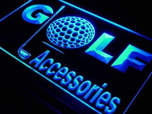 Golf Shop Clubs Accessories LED Neon Light Sign - Way Up Gifts