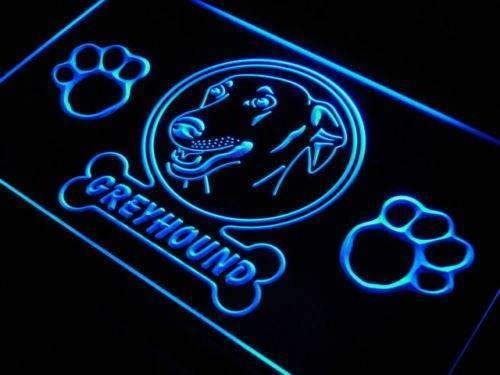 Greyhound Dog LED Neon Light Sign - Way Up Gifts