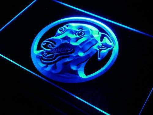 Greyhound LED Neon Light Sign - Way Up Gifts