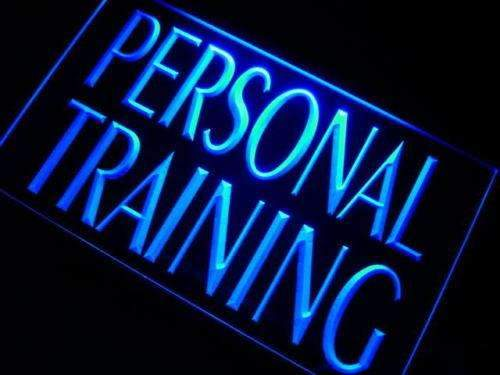 Gym Trainer Personal Training LED Neon Light Sign - Way Up Gifts