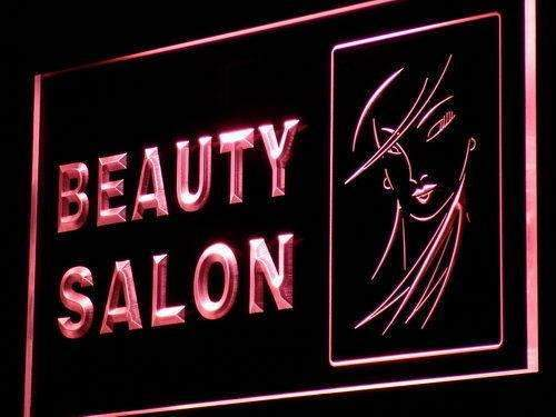 Hair Beauty Salon LED Neon Light Sign - Way Up Gifts
