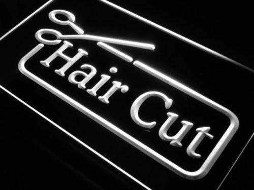 Hair Cut LED Neon Light Sign - Way Up Gifts