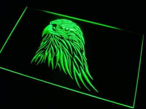 Hawk LED Neon Light Sign - Way Up Gifts