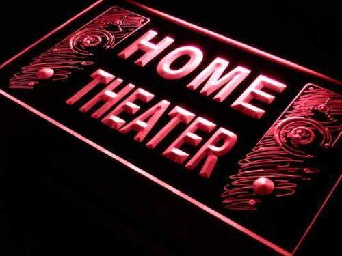 Home Theater Speakers LED Neon Light Sign - Way Up Gifts