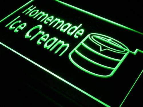 Homemade Ice Cream LED Neon Light Sign - Way Up Gifts