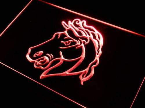 Horse Decor LED Neon Light Sign - Way Up Gifts
