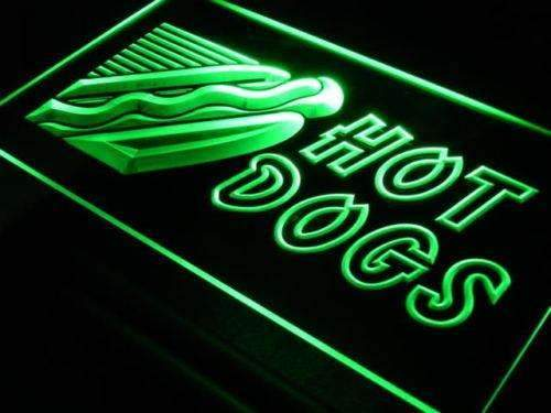 Hot Dogs II LED Neon Light Sign - Way Up Gifts