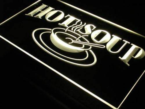 Hot Soup LED Neon Light Sign - Way Up Gifts