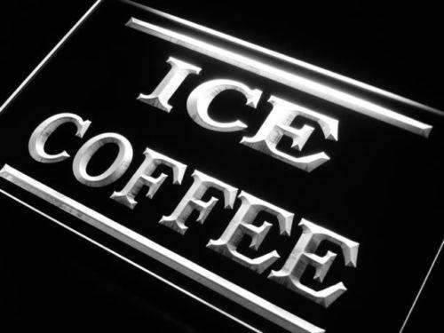 Ice Coffee LED Neon Light Sign - Way Up Gifts