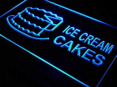 Ice Cream Cakes LED Neon Light Sign