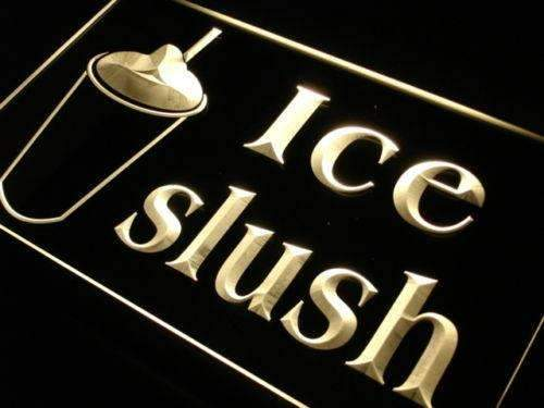 Icee Ice Slush LED Neon Light Sign - Way Up Gifts