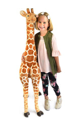 Giant Giraffe Stuffed Animal Plush Toy