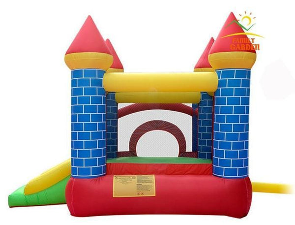 Inflatable Bouncy Castle | Bounce House & Ball Pit with Slide  Home > Outdoor > Bounce Houses - Way Up Gifts