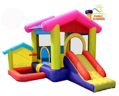 Inflatable Bouncy Castle | Bounce House, Ball Pit & Slide Playground