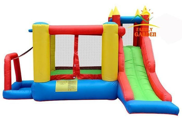 Inflatable Bouncy Castle | Bounce House, Rock Climbing Wall & Slide  Home > Outdoor > Bounce Houses - Way Up Gifts