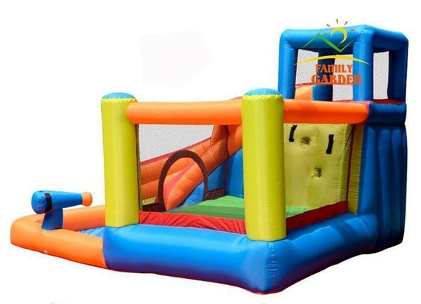 Inflatable Water Slide Bouncy Castle | Bounce House Playground  Home > Outdoor > Bounce Houses - Way Up Gifts