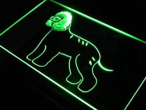 Irish Water Spaniel LED Neon Light Sign - Way Up Gifts