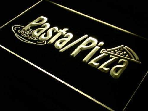 Italian Pasta Pizza LED Neon Light Sign - Way Up Gifts