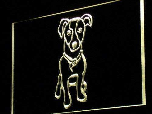 Jack Russell Terrier LED Neon Light Sign - Way Up Gifts