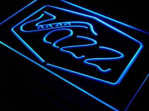 Jazz Bar Music Neon Sign (LED)-Way Up Gifts