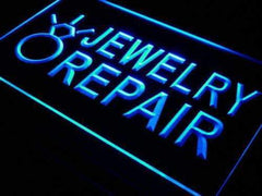 Jewelry Repair LED Neon Light Sign