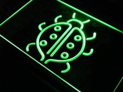Lady Bug LED Neon Light Sign - Way Up Gifts