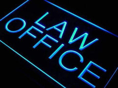 Law Office LED Neon Light Sign