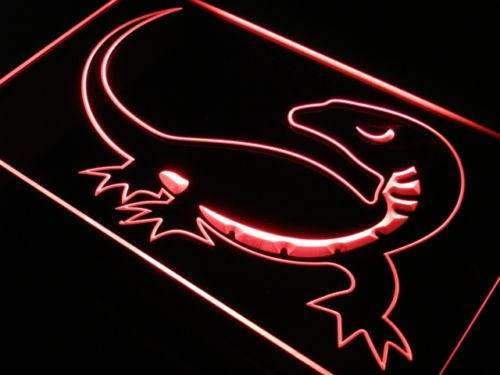 Lizard Animal LED Neon Light Sign - Way Up Gifts