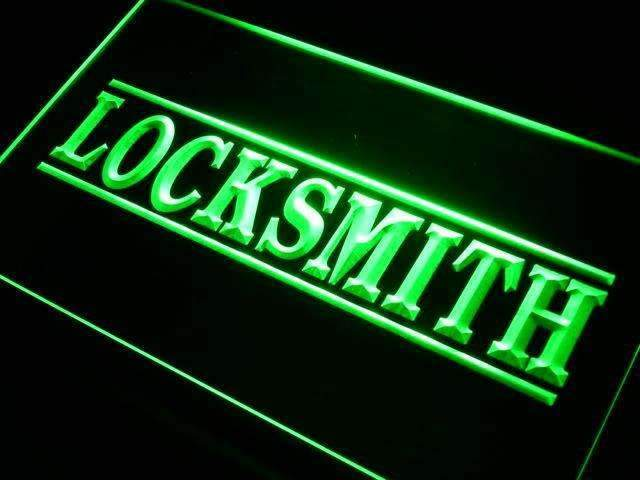 Locksmith Lure LED Neon Light Sign - Way Up Gifts