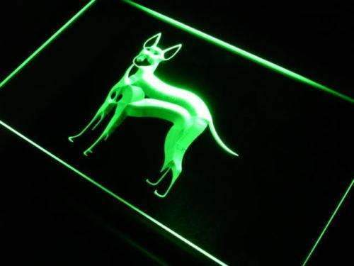 Manchester Terrier LED Neon Light Sign - Way Up Gifts