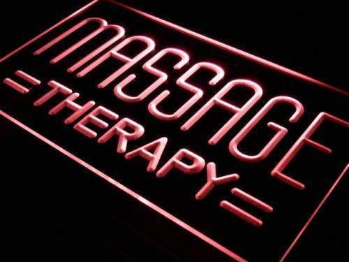 Massage Therapy Lure LED Neon Light Sign - Way Up Gifts