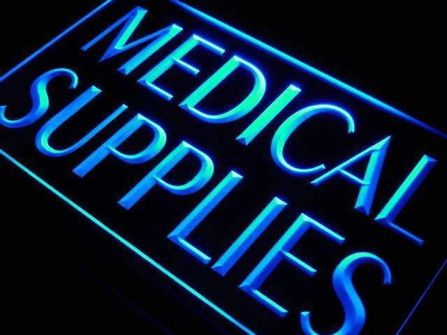 Medical Supplies LED Neon Light Sign - Way Up Gifts
