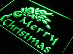 Merry Christmas Decor LED Neon Light Sign