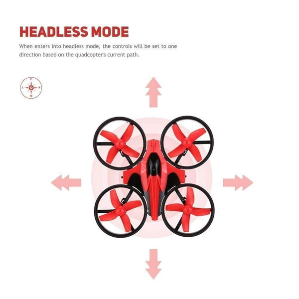 Mini RC Quadcopter Drone  Kids > RC Electronics > RC Cars - Way Up Gifts