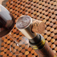 Engraved Wine Stopper Tool