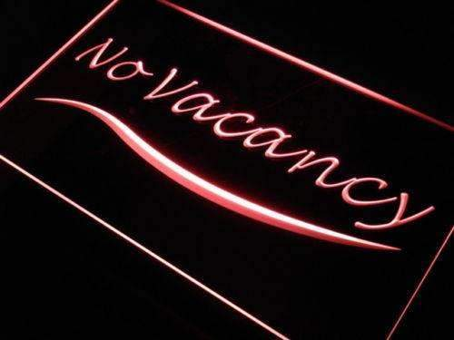 Motel No Vacancy LED Neon Light Sign  Businesss > LED Signs > Business Signs - Way Up Gifts