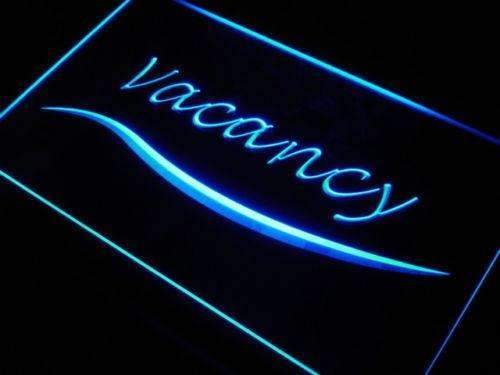 Motel Vacancy LED Neon Light Sign - Way Up Gifts