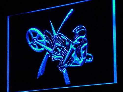 Motocross LED Neon Light Sign - Way Up Gifts