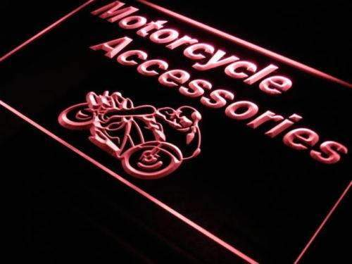 Motorcycle Accessories Store LED Neon Light Sign - Way Up Gifts