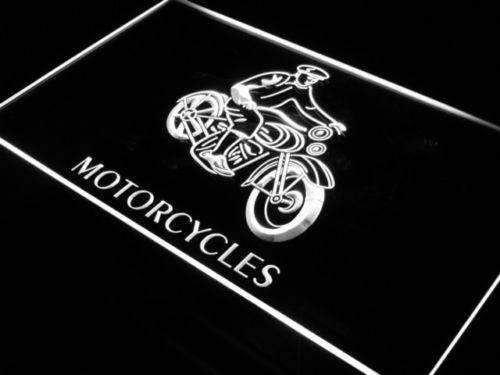 Motorcycles for Sale Repairs LED Neon Light Sign - Way Up Gifts