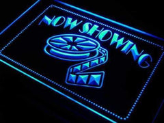 Movie Theater Now Showing LED Neon Light Sign