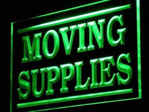 Moving Supplies LED Neon Light Sign - Way Up Gifts