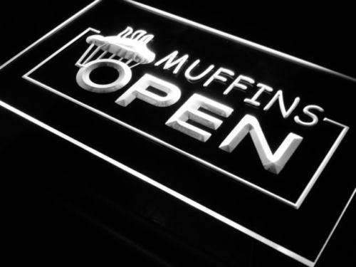 Muffins Open LED Neon Light Sign - Way Up Gifts