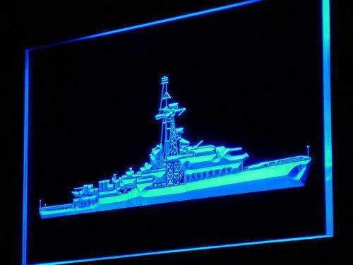 Navy Marine Ship LED Neon Light Sign - Way Up Gifts