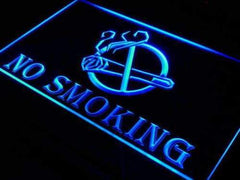 No Smoking LED Neon Light Sign