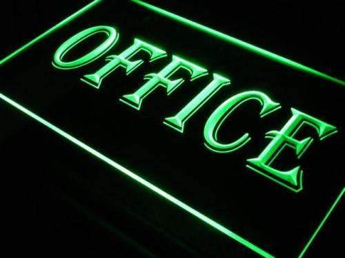 Office LED Neon Light Sign  Businesss > LED Signs > Business Signs - Way Up Gifts