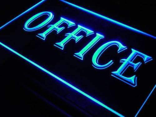 Office LED Neon Light Sign - Way Up Gifts