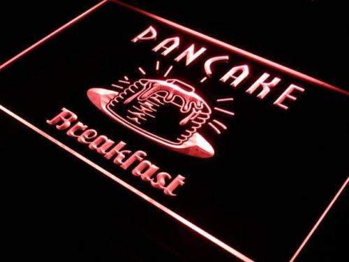 Pancake Breakfast LED Neon Light Sign - Way Up Gifts