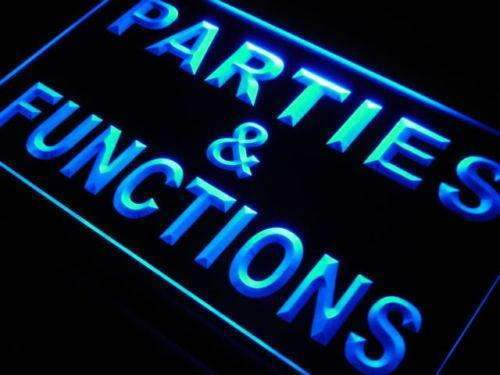 Parties and Functions Available LED Neon Light Sign - Way Up Gifts